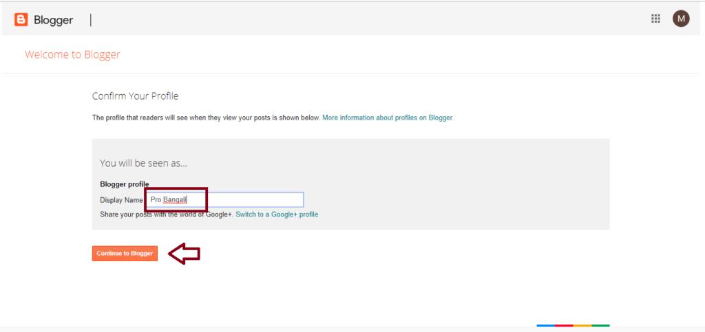 How to create a blog website in bengali-কেমন ভাবে বানাবেন একটি ব্লগ অয়েবসাইট